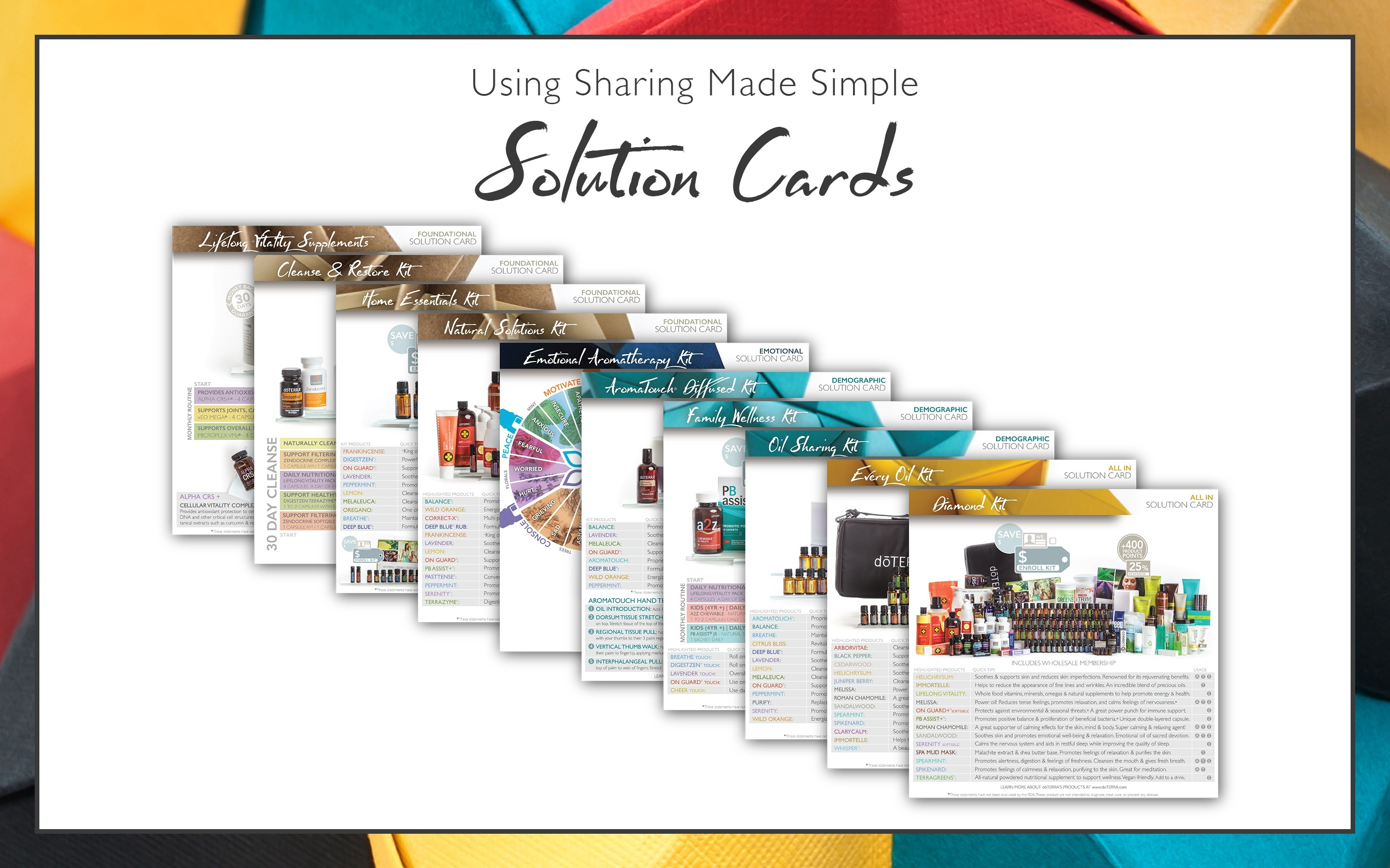 Sharingmadesimple | Tools - Free Printable Doterra Sample Cards