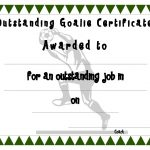 Soccer Certificate Templates | Activity Shelter   Free Printable Soccer Certificate Templates