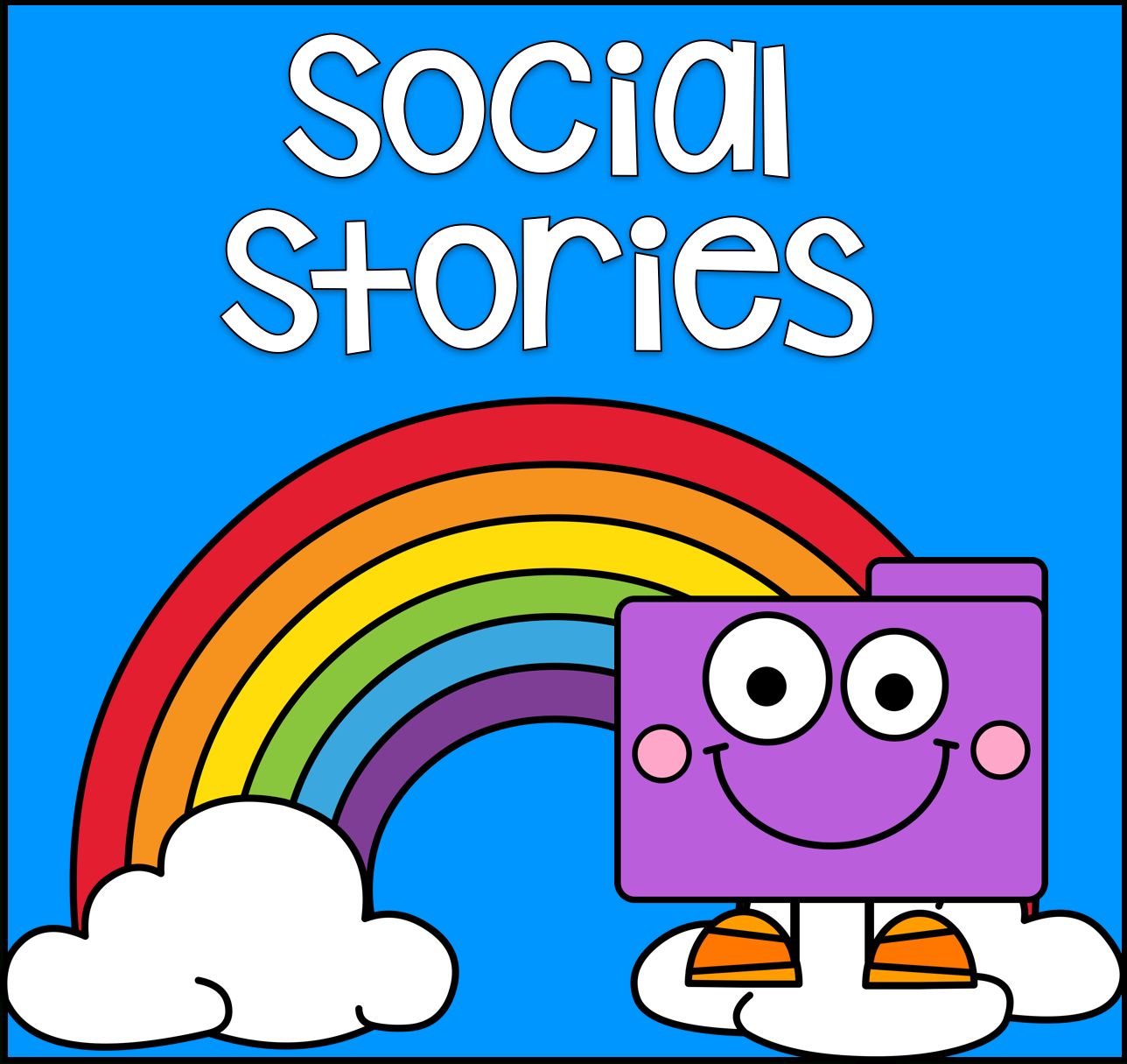 Social Stories : File Folder Games At File Folder Heaven - Printable - Free Printable Social Stories For Kids
