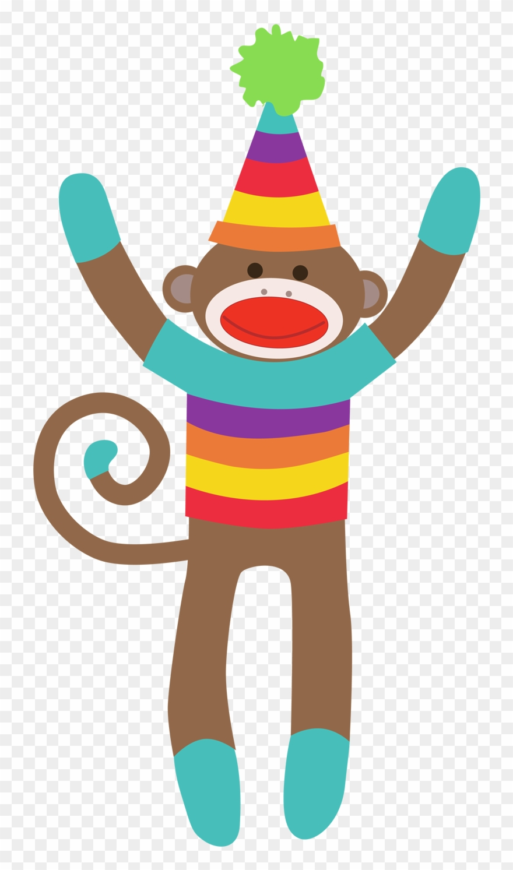 Sock Monkey Clipart Free Download Clip Art On - Colorful Sock Monkey - Free Printable Sock Monkey Pictures