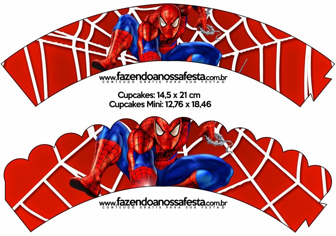 Spiderman: Free Party Printables And Images. | Bryce Bday Ideas - Free Printable Spiderman Pictures