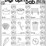 St. Patrick's Day Math And Literacy No Prep Freebie | Reading   Free Printable Ch Digraph Worksheets