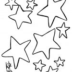 Stars Coloring Page. Stars Coloring Pages. Free Printable Star   Free Printable Stars