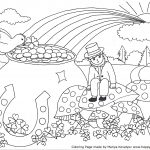 Stpatriksmedium   | Coloring Pages | Color, St Patrick, Coloring Pages   Free Printable St Patrick Day Coloring Pages