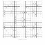 Sudoku 16X16 Daily Printable Monster | Printable Monster Sudoku   Sudoku 16X16 Printable Free