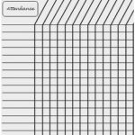 Sunday School Attendance Chart Free Printable (57+ Images In   Free Printable Sunday School Attendance Sheet