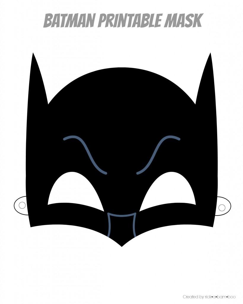 Super Hero Mask Template | Free Download Best Super Hero Mask - Free Printable Masks
