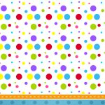 Sweet 16 Colored Dots: Free Printable Candy Bar Labels. | Oh My   Free Printable Sweet 16 Labels