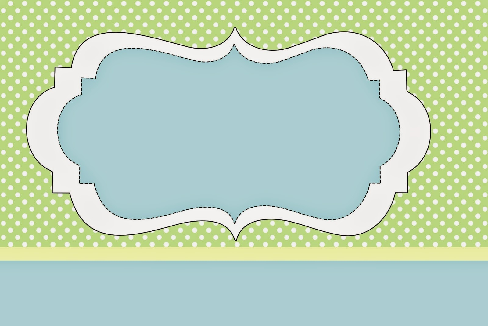 Sweet 16 Green And Light Blue: Free Printable Invitations. | Oh My - Free Printable Sweet 16 Labels