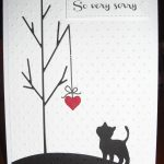Sympathy Card For Loss Of Family Pet: Simon Says Stamp Tree Die   Free Printable Sympathy Cards For Loss Of Dog