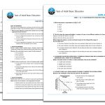 Tabe 11&12 Sample Practice Items   Tabetest   Tabetest   Ged Reading Practice Test Free Printable