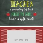 Teacher Appreciation Gift Card Holder   Lil' Luna   Free Printable Teacher Appreciation Greeting Cards