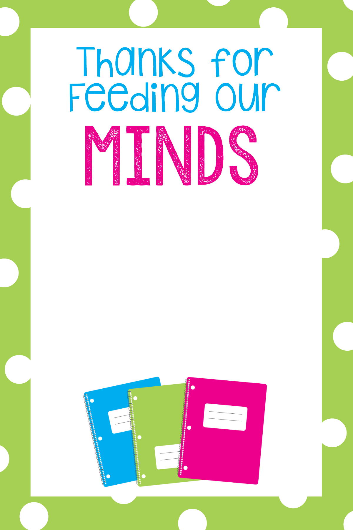 Teacher Appreciation Gifts-Printable Gift Card Holders - Free Printable Teacher Appreciation Cards