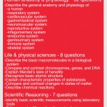 Teas Science   Content Areas Such As The Following: Human Anatomy   Free Printable Teas Study Guide