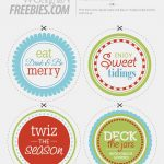 Ten Signs You're In Love With Free   Label Maker Ideas   Free Printable Mason Jar Labels Template