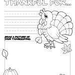 Thanksgiving Coloring Book Free Printable For The Kids!   Free Printable Thanksgiving Activities