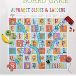 The Amazing Alphabet Printables & Storybook | Teaching The Alphabet   Free Printable Alphabet Board Games
