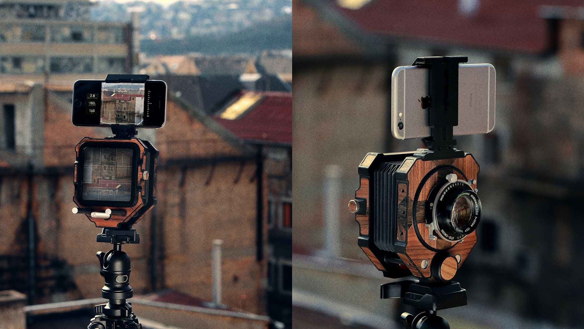 The Goodman One Is An Open Source 3D Printable Medium Format Camera - Free Printable Smile Your On Camera