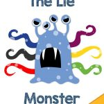 The Lie Monster: A Free Printable Story About Honesty | Kids   Free Printable Social Stories For Kids