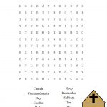 This Is A Free Printable Ten Commandments Word Find Puzzle For The   Free Catholic Ten Commandments Printable