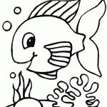 Top 25 Free Printable Fish Coloring Pages Online | Coloring Pages   Free Printable Fish Coloring Pages