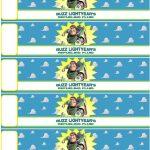 Toy Story Birthday Party   Toy Story Birthday   Toy Story Birthday   Free Printable Toy Story Water Bottle Labels