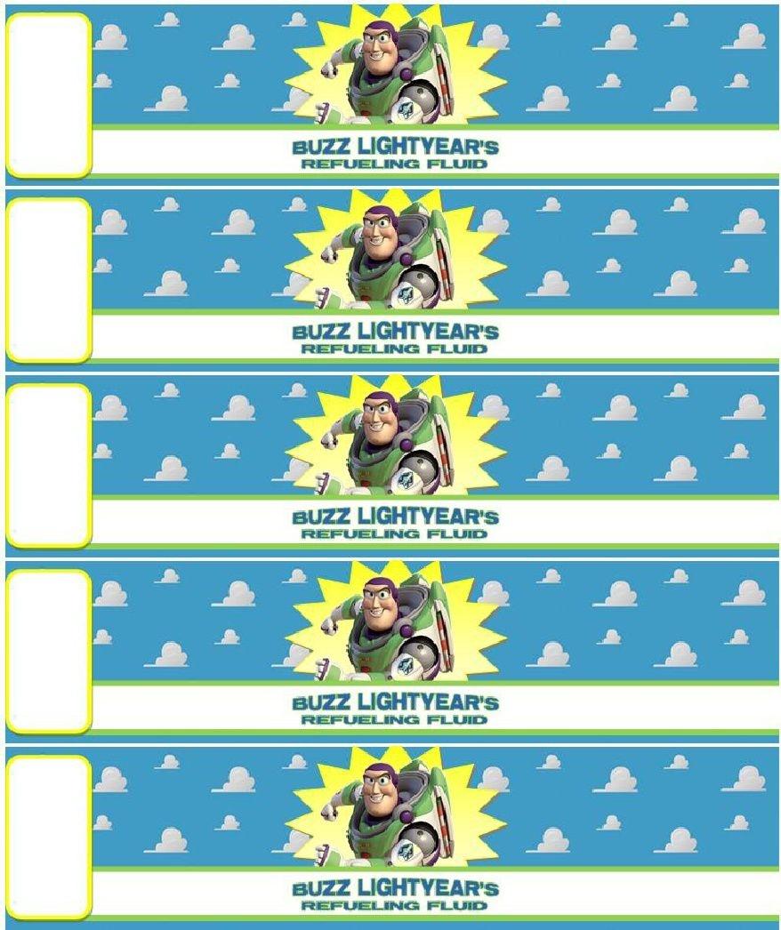 Toy Story Birthday Party   Toy Story Birthday   Toy Story Birthday - Free Printable Toy Story Water Bottle Labels