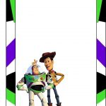 Toy Story: Free Printable Frames, Invitations Or Cards. | Dylans 2Nd   Free Printable Toy Story 3 Birthday Invitations