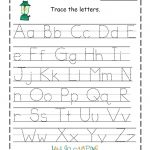 Tracing Letter Worksheets Free Printable Not Only Letter Tracing   Free Printable Tracing Letters And Numbers Worksheets