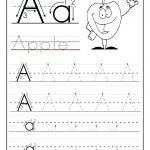 Tracing The Alphabet Printable – Cartofix.club   Free Printable Tracing Alphabet Worksheets