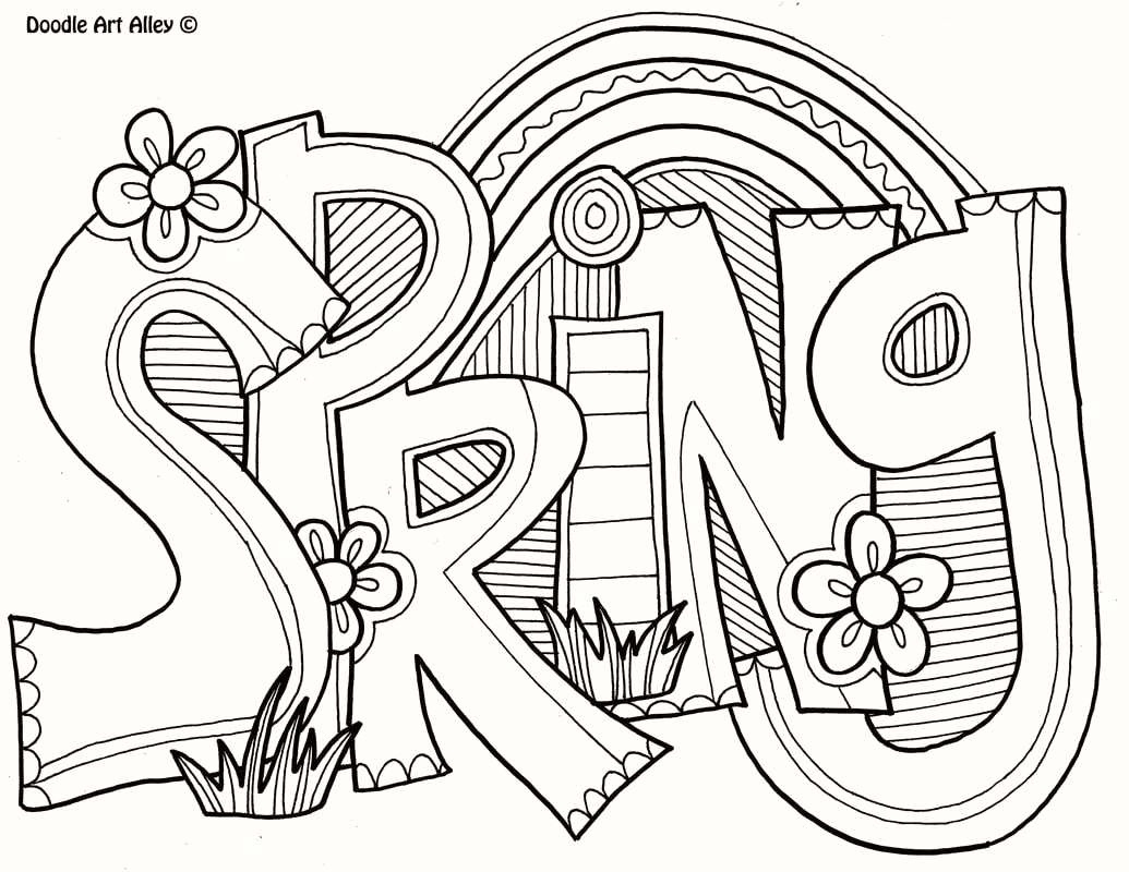 Tulip Coloring Pages Free Printable Tulip Coloring Pages With Free - Free Printable Tulip Coloring Pages