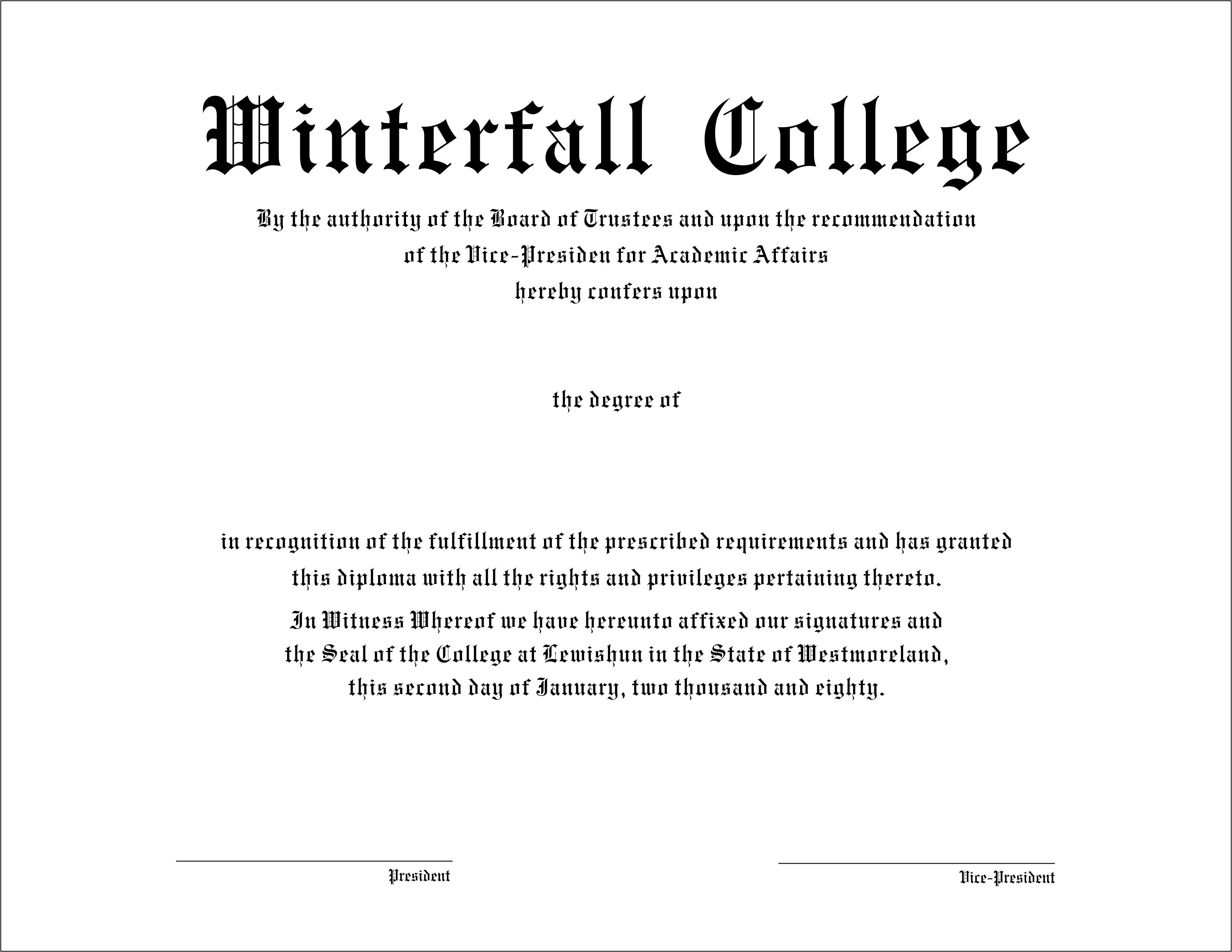 Unique Printable Fake Ged Certificate For Free – Nurul Amal - Printable Fake Ged Certificate For Free