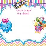 Updated   Free Printable Shopkins Birthday Invitation | Event   Free Printable Shopkins Birthday Invitations