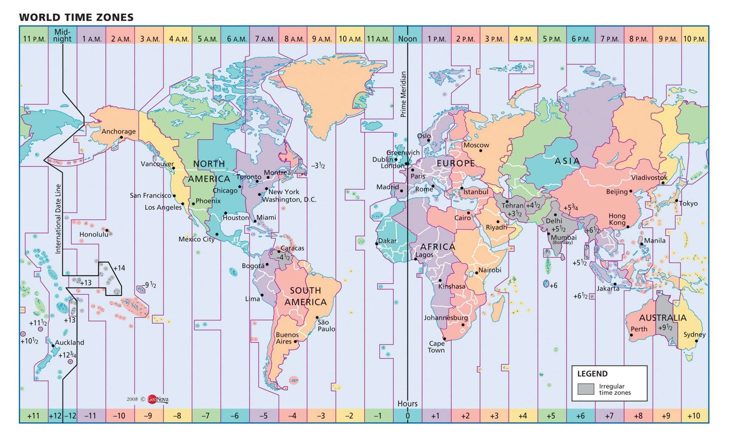 Us Map Time Zones Printable With State Name Refrence Timezone Map Us - Free Printable Us Timezone Map With State Names