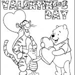Valentine's Day Coloring Pages | Projects To Try | Valentine   Free Printable Disney Valentine Coloring Pages
