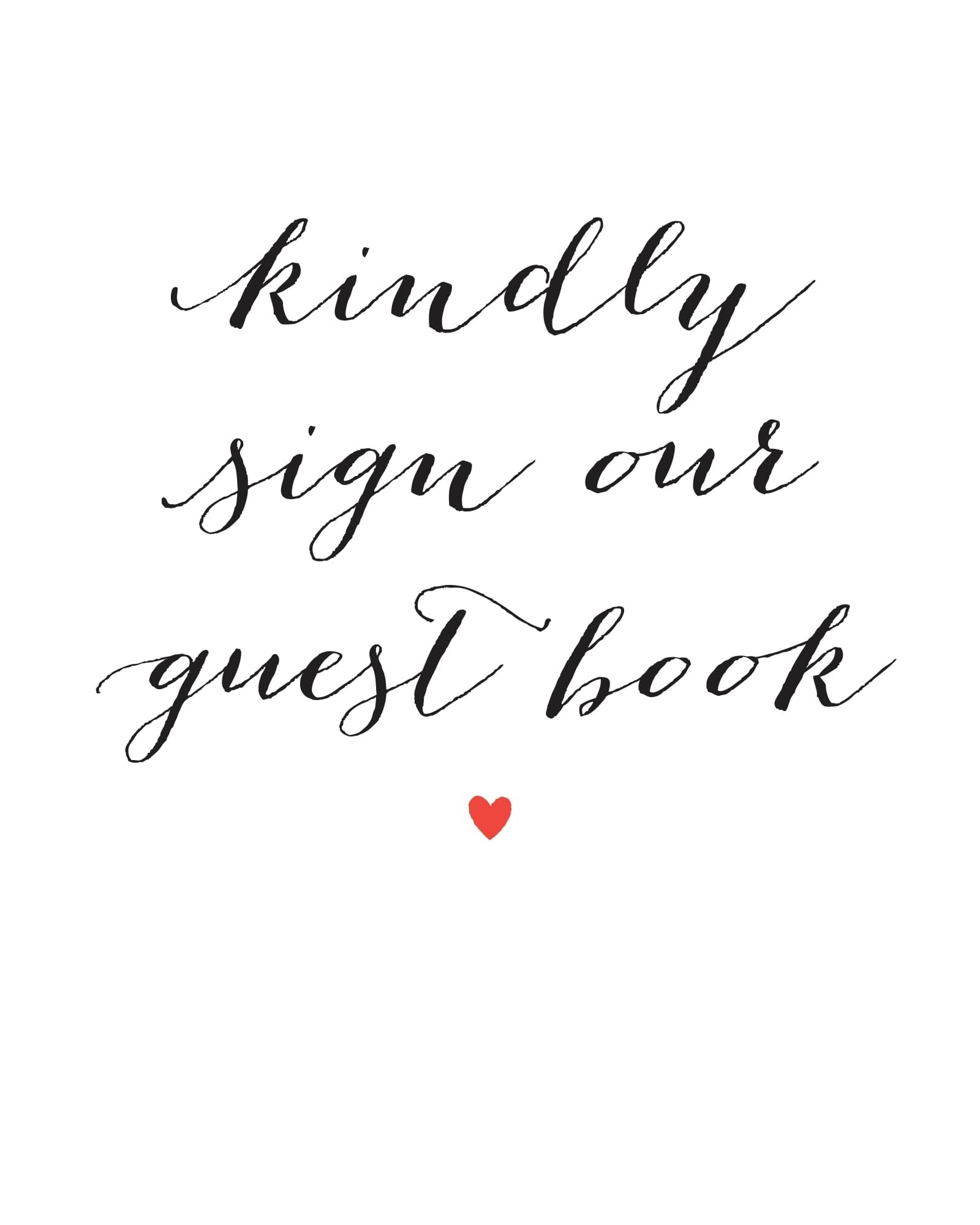 Wedding Signs Printables And Diy Templates Of Signs - Free Printable Sign Templates
