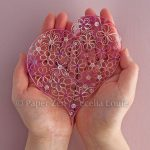 Welcome To Paper Zen ~ Cecelia Louie: Quilling Flower Pattern Update   Free Printable Quilling Patterns