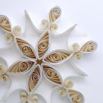 Welcome To Paper Zen ~ Cecelia Louie: Quilling Snowflake Pattern: Arctic   Free Printable Quilling Patterns