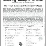 Worksheet : Free Printable Short Stories With Comprehension   Free Printable English Comprehension Worksheets For Grade 4