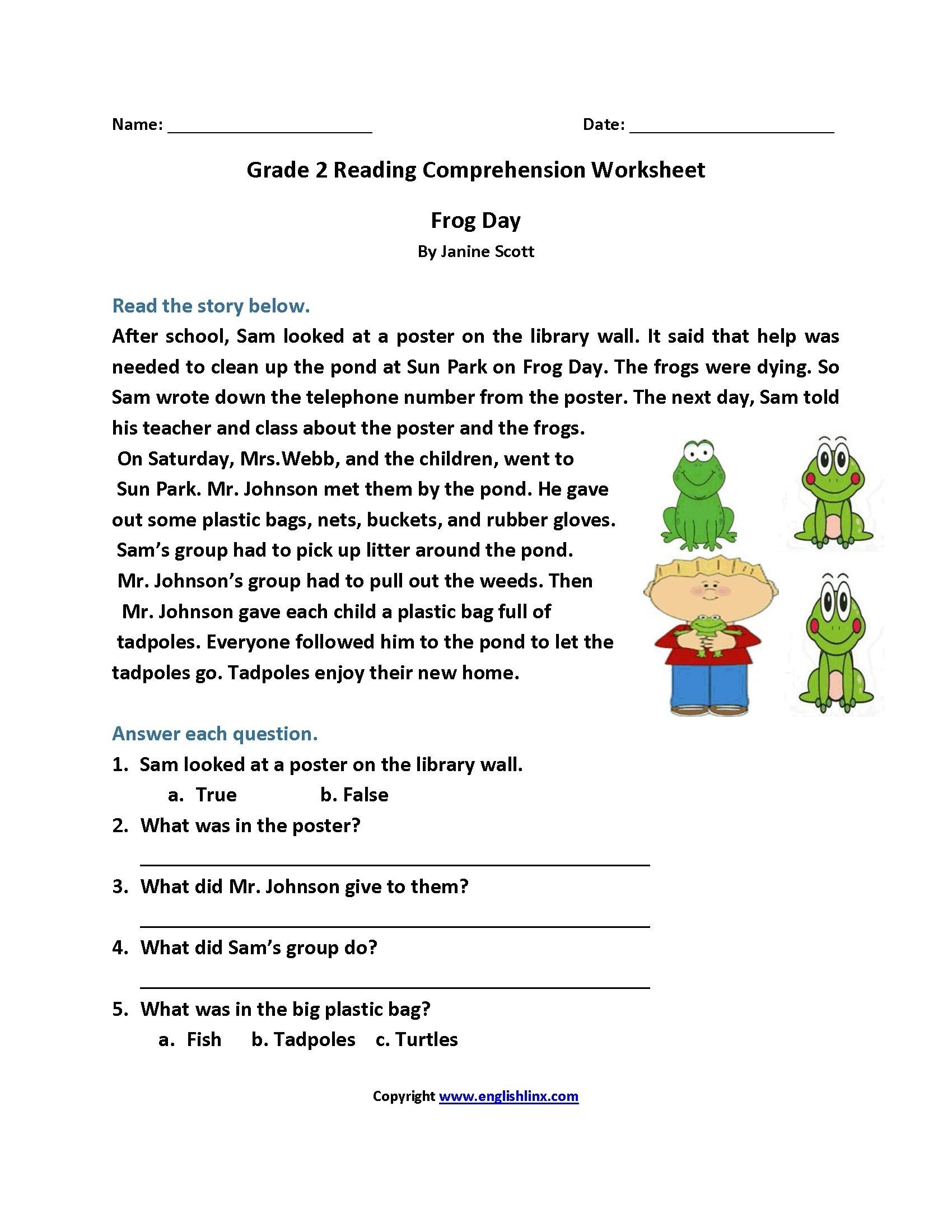 Worksheet : Free Printable Short Stories With Comprehension - Free Printable Short Stories For Grade 3