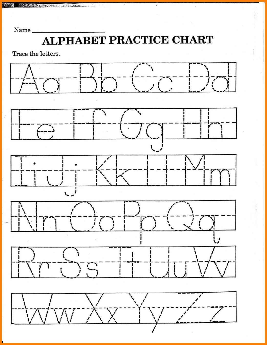 Worksheet : Kinder Worksheets Kindergarten Alphabet Practice Letter - Free Printable Practice Name Writing Sheets