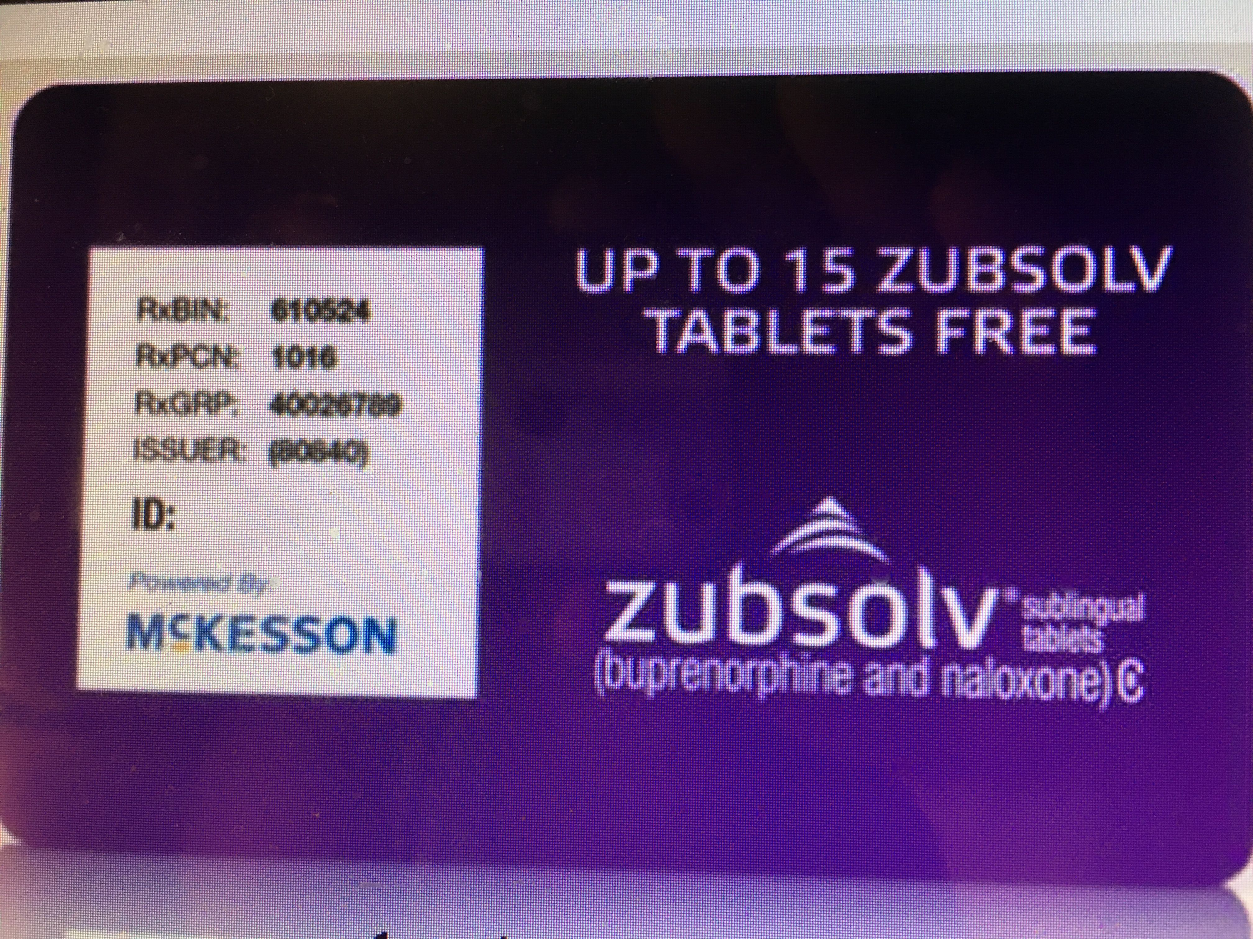 Zubsolv - Free Trial Of 15 Tabl… | Drug Savings - Coupons And - Free Printable Spiriva Coupons
